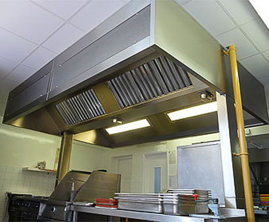 Food Service Solutions Ventilation Servicing The